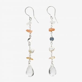 Canarias Earrings Playa