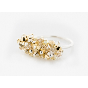 Glamour Ring Gold