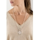Zeolita By K Designer Chain Necklace