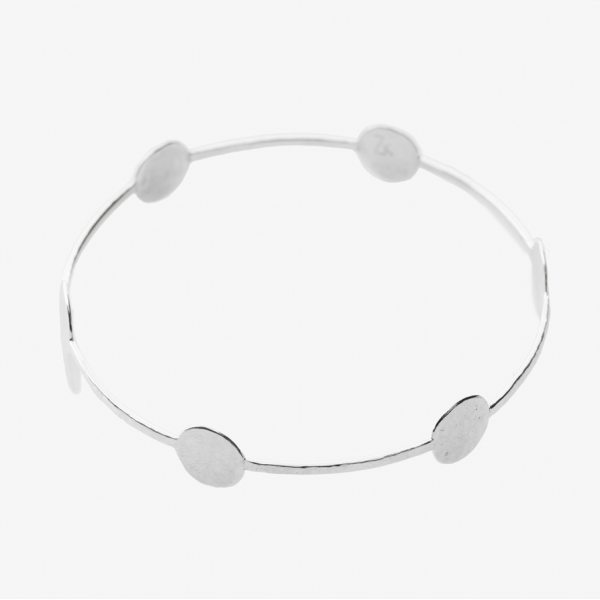 Moon Disc Multi - Disc Bangle