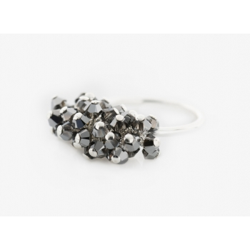 Glamour Ring Black