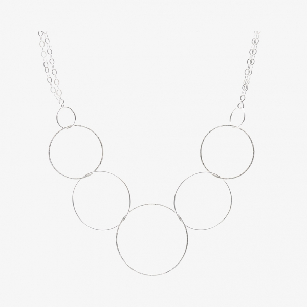 Large Simply Round Necklace