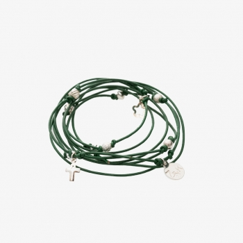 Hippie String Green