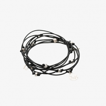 Hippie String Black