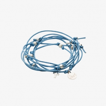 Hippie String Blue