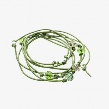 Glamour String Green